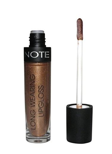 Note Long Wear Lipgloss 24 Kahve